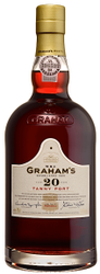 Graham's 20 years old tawny