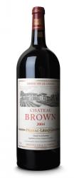 Château Brown rouge 2007  - Magnum