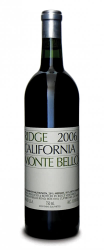 Ridge Monte Bello 2006