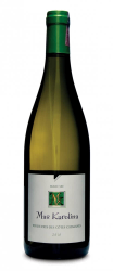 Mas Karolina Côtes Catalanes Blanc 2010