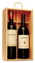 Kit Viña Carmen - Winemaker Carménère 2008 + Gran Reserva Carménère 2011