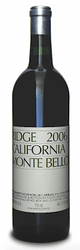 Ridge Monte Bello 2011