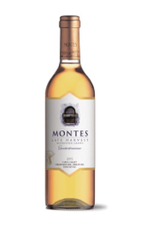 Montes Late Harvest Gewurztraminer 2013  - meia gfa.