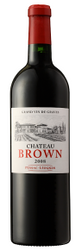 Château Brown rouge 2012