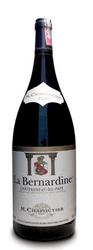 Châteauneuf-du-Pape La Bernardine 2013  - Double Magnum