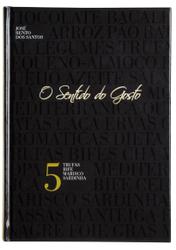 Livro Sentido do Gosto Nº5 - Trufas, Bife, Marisco e Sardinha