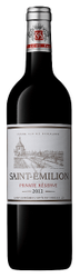 Saint Emilion Private Reserve 2015