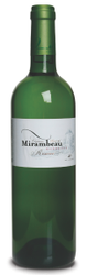 Château Tour de Mirambeau Grand Vin blanc 2014