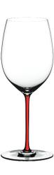 Taça Cabernet / Merlot - Linha Fatto a Mano vermelho