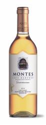 Montes Late Harvest Gewurztraminer 2015  - meia gfa.