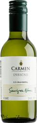Carmen Insigne Sauvignon Blanc 2018  - meia gfa.