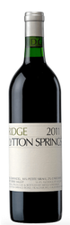 Ridge Zinfandel Lytton Springs 2016