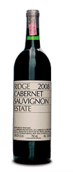 Ridge Cabernet Sauvignon Estate 2015
