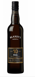 10 Years Old Bual  - 500 ml.