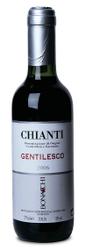 Chianti Gentilesco DOCG 2018  - meia gfa.