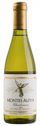 Montes Alpha Chardonnay 2016  - meia gfa.