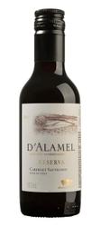 D'Alamel Cabernet Sauvignon 2015  - 187 ...
