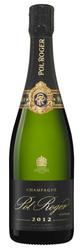 Champagne Pol Roger Brut Vintage 2012
