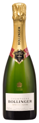 Champagne Bollinger Special Cuvée  - meia gfa.