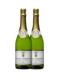 Kit Blanc de Blancs 2 garrafas de 750ml