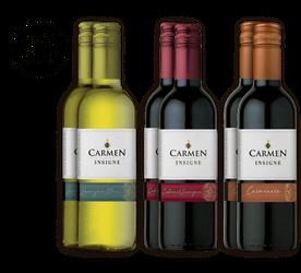 Kit com 6 garrafas de 375ml de Carmen