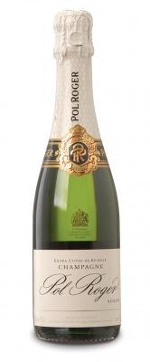 Champagne Pol Roger Brut  - meia gfa.