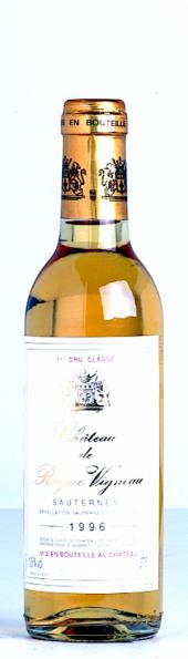 Château Rayne Vigneau 2003 - meia gfa.