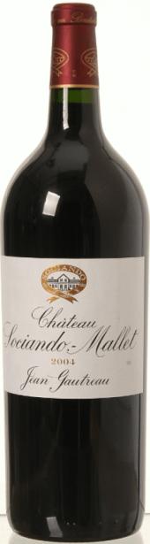 Château Sociando Mallet 2004  - Magnum