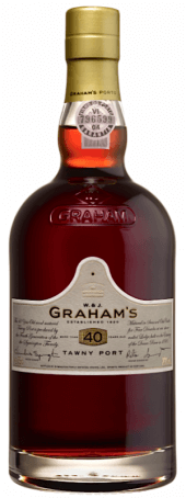 Graham's 40 years old tawny