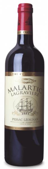Château Malartic-Lagravière rouge 2006
