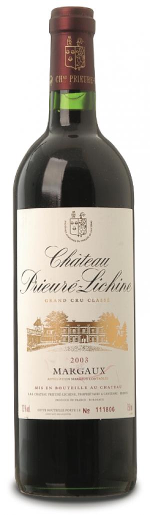 Château Prieuré-Lichine 2007