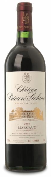 Château Prieuré-Lichine 2008