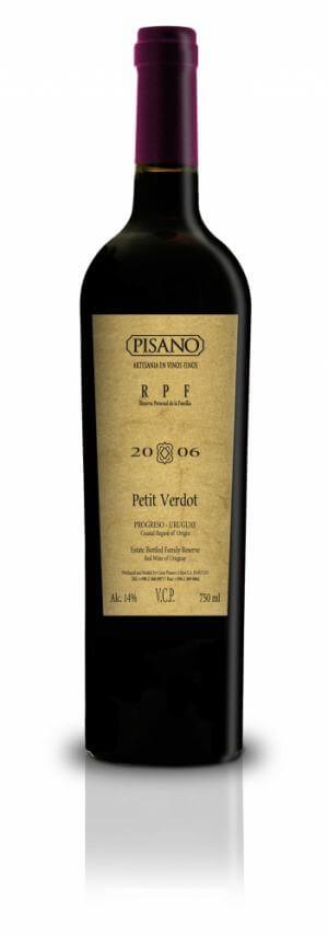 RPF Petit Verdot 2007
