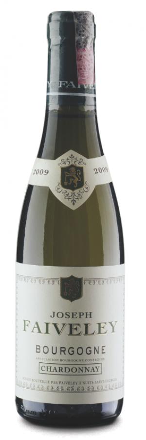 Bourgogne Joseph Faiveley Chardonnay 2009  - meia gfa.