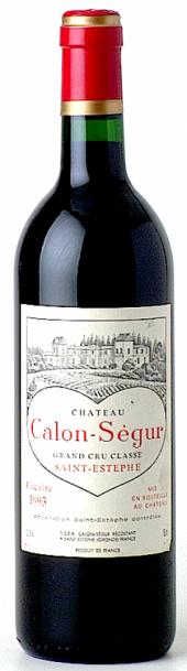 Château Calon-Ségur 2008