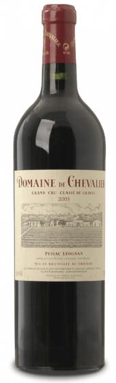 Domaine de Chevalier rouge 2008