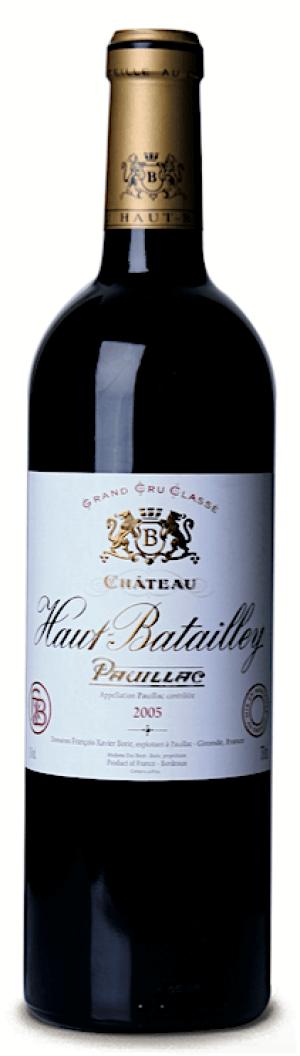 Château Haut Batailley 2008