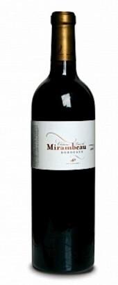 Château Tour de Mirambeau Grand Vin rouge 2008