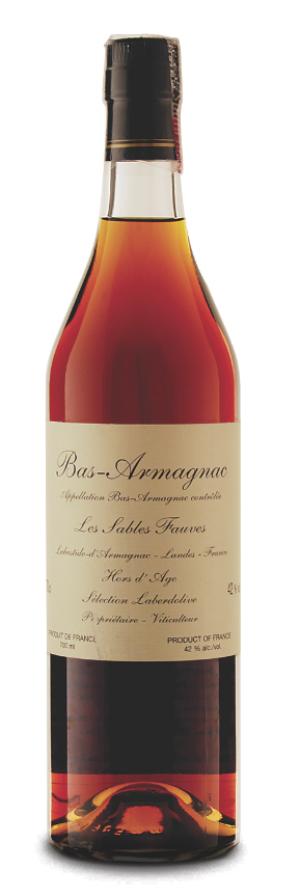 Bas Armagnac Hors d'Age  - 700 ml