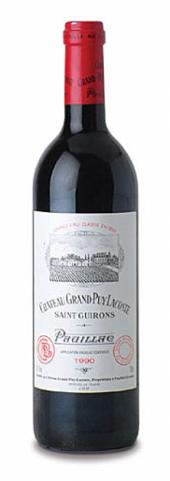 Château Grand Puy Lacoste 2009