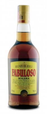 Brandy Fabuloso  - 700 ml
