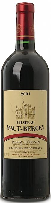 Château Haut Bergey 2009