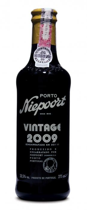 Vintage Port 2009  - meia gfa.