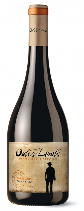 Outer Limits Pinot Noir 2011