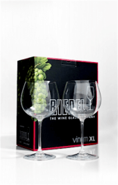 Taça Oaked Chardonnay - Kit com 02 taças - Linha Vinum XL