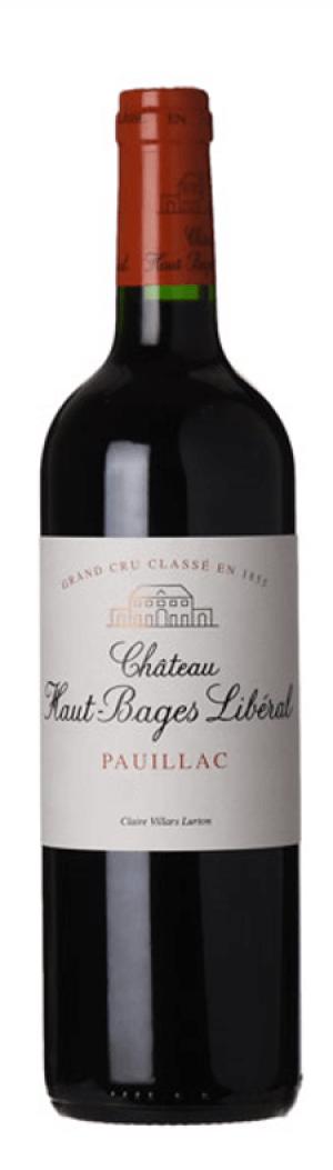 Château Haut Bages Libéral 2010