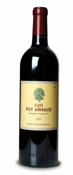 Clos Puy Arnaud 2010