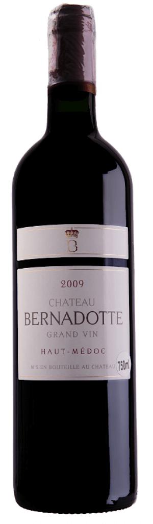 Château Bernadotte 2010