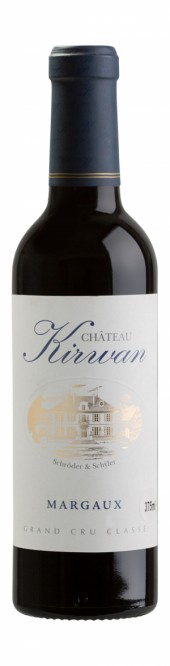 Château Kirwan 2010  - meia gfa.