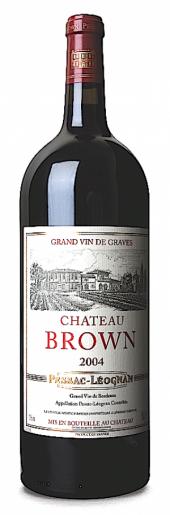 Château Brown rouge 2010  - Magnum